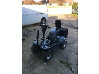 I-motion 4 caddy golf buggy