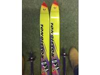 Rossignol Skis, Bindings & poles