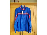 Mens Ellese track top(unworn with label)