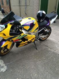 Gsxr k3 corona alstaire extra . Limited edition becoming rare