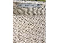 Zara's knit dress