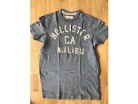Hollister T shirt Size M 100% cotton