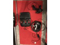 Logitech G25 Racing Wheel/Pedal Set