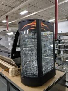 Electric Glass Display Pizza/Food Warmers--Brand New Display and Warming Equipment