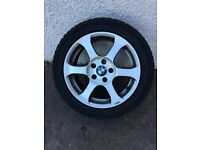 "CMS 17"" BMW Alloys and Tyres (SET)"