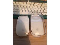 APPLE mouse x2