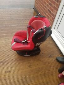 Maxi-Cosi seat belt installed baby toddler car seat OPEN TO SENSIBLE OFFERS