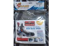 NASH CUSTOM MOLD ICE/ROLLER SKATE WRAP PROTECTORS/SHOT BLOCKERS