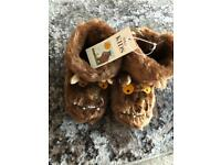 Gruffalo Slippers
