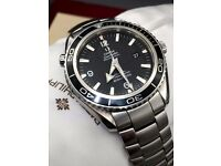 Omega Seamaster Co-Axial 45.5mm