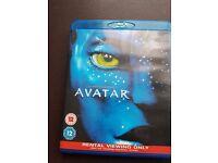 Avatar Film on Blue-Ray