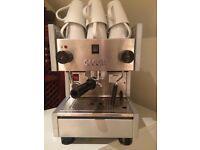Gaggia TS Semi Automatic Commercial Coffee Machine