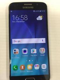 Samsung galaxy s6 128 GB unlocked