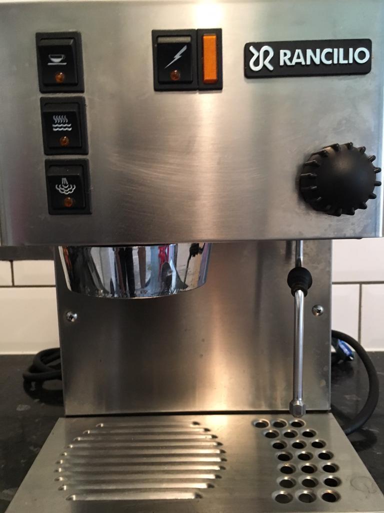 Rancilio Silvia Coffee Machine In Muswell Hill London Gumtree