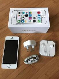 iPhone 5S 32GB Gold Factory Unlocked