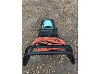 Hayter Electric Mower - Hayter Envoy 36