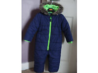 George snowsuit 2 -3 years (92 - 98 cm)