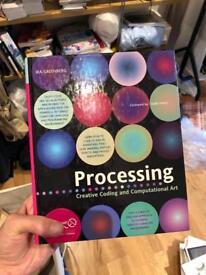 Processing book