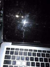 mac bookpro 2011 faulty £175 for spares and repairs