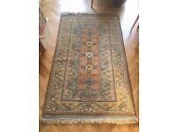 Medium sized Persian rug