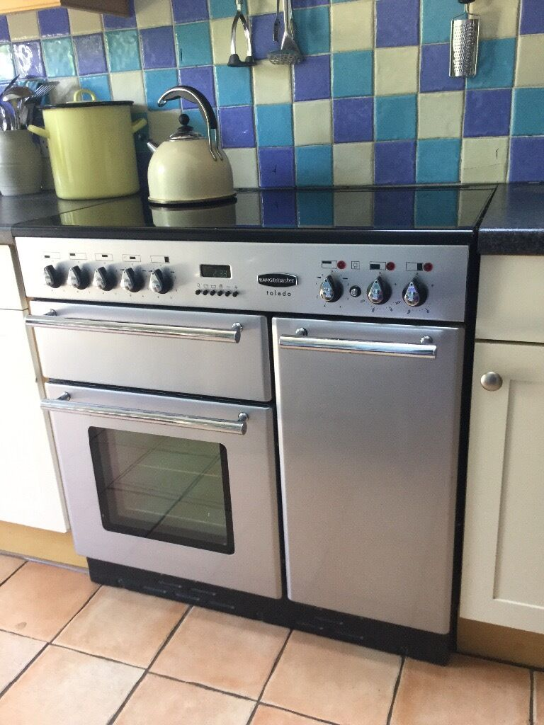 Rangemaster electric oven in good condition free upon collection