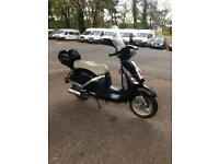 2011 DB125 Scooter Moped 4 Stroke Twist And Go