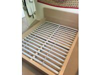 Ikea Malm King size double bed