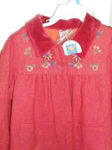 Girl's April Cornell Wool dress coat Kingston Kingston Area image 1