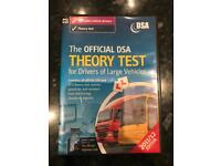 Theory test cd rom