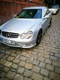 Mercedes 2005 clk2.2 cdi automatic