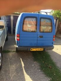 Combi van owned last 6 years runs drives like new