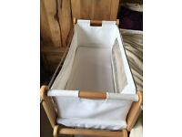 Used Snuzpod Baby bedside crib