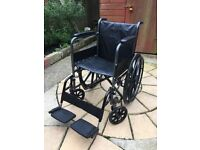 Self Propel Wheelchair - Sports/Rehab - Puncture Proof Tyres