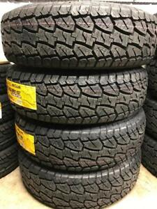 Blow out sale!  New 265/70R17 , 265 70 17 all terrain tires