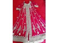 Asian Embroidery Wedding Dress