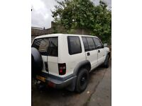 Isuzu Trooper 3.0 tdi LWB Very good condition
