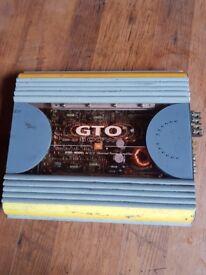 JBL GTO 4000 600w 4/3/2 power amp