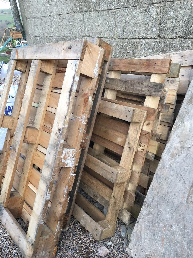 5 free wooden pallets for collection | in Sheffield, South ...