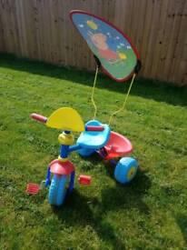 Peppa Pig Trike / Tricycle