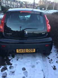 Peugeot 107 1 ltr petrol