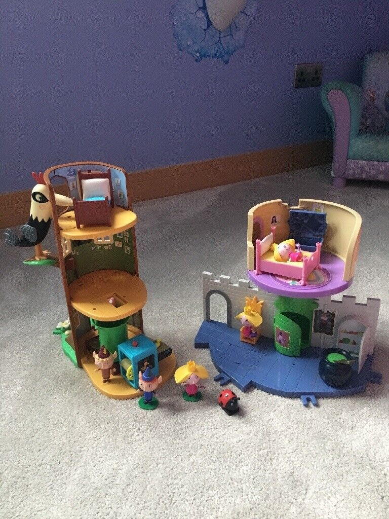 Ben and holly play set