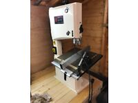 Axminster Hobby 10 inch Band Saw Awhbs