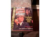 ONLY FOOLS AND HORSES STORY - SIGNED BY MANY ACTORS AT CONVENTION- RARE ITEM
