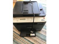 Samsung CLX-3185FW All-in-one fax scan print