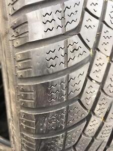 2 x 205/55/16 Pirelli hiver 6/32