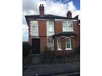 Excellent Value 1 bedroom self contained flat in large house. No bills!!