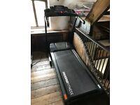 Maxima Fitness MF-2000-SpeedsterXT Black Motorised Folding Treadmill