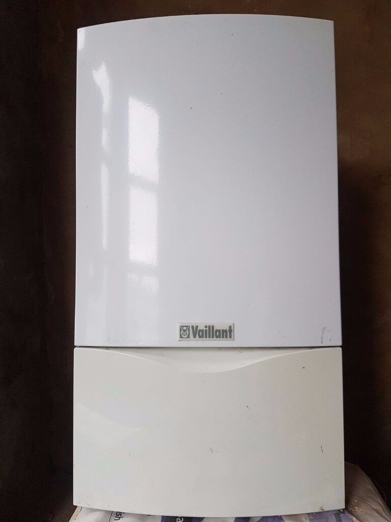 VAILLANT COMBINATION BOILER WITH FLU - FULLY WORKING CONDITION