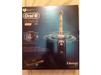 Oral-B Genius 9000 Electric Rechargeable Toothbrush Powered by Braun