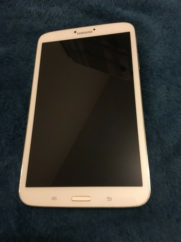 Samsung Galaxy Tab 3 SM-T310 16GB, Wi-Fi, 8in in excellent condition